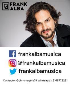 """El Rompecorazones Del Despecho """"Frank Alba"""""""